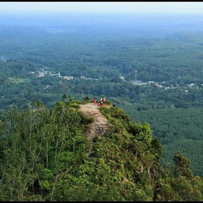 Hadabuan Hill Via Paranginan Online