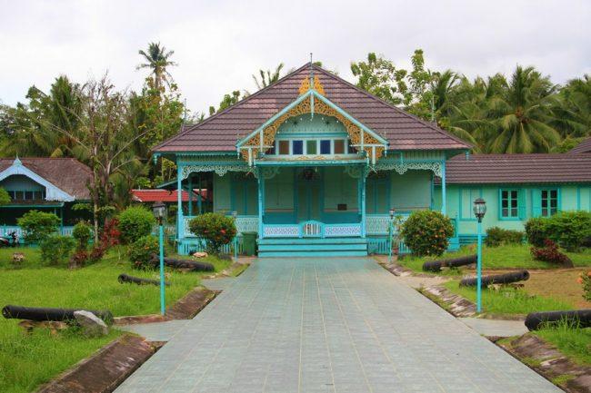 Istana Amantubillah via Indonesia Kaya