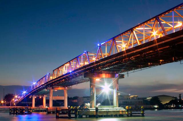 Jembatan Kapuas via Bangalzripunyecerite.blogspotcom