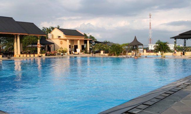 Kolam Renang Family Hill - Tempat Wisata Di Labuhanbatu Selatan