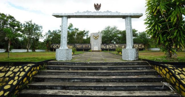 Makam Juang Mandor via Pesona Travel
