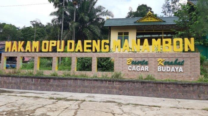 Makam Opu Daeng Manambon via Istimewa