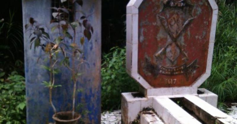 Makam Tertua Di Bumi Cidayo