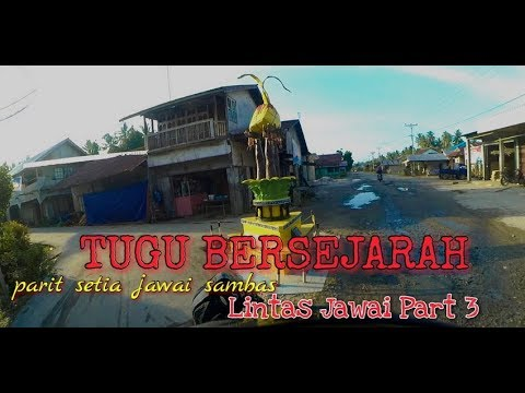 Monumen Ketupat Berdarah via Youtube