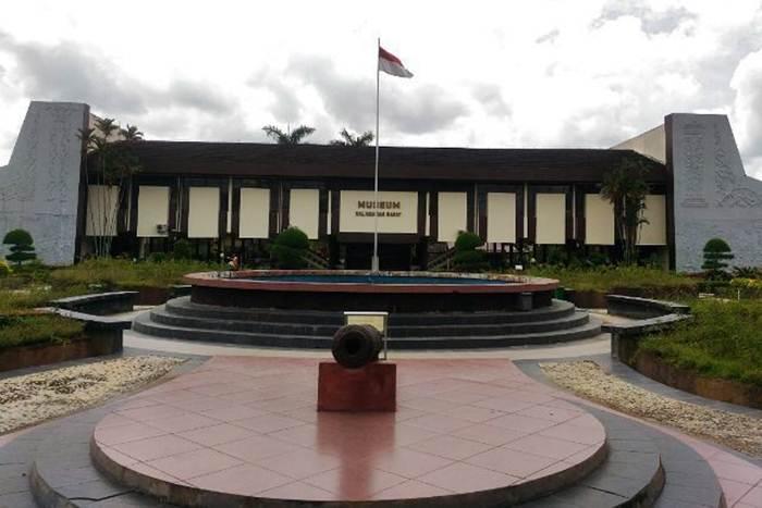 Museum Negeri Sejarah Budaya Khas via Ig @fajrul_am
