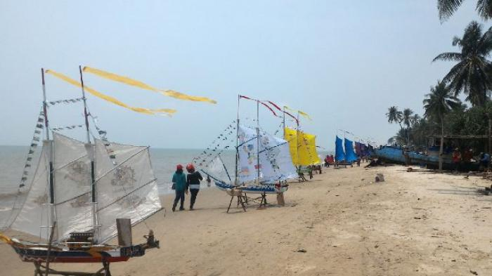 Pantai Arum Medang via Tribunnews