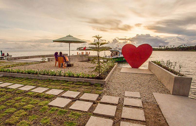 Pantai Baloho - tempat wisata di Nias Selatan
