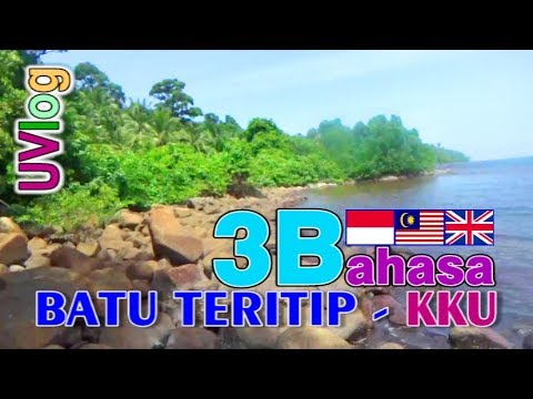 Pantai Batu Teritip via Youtube