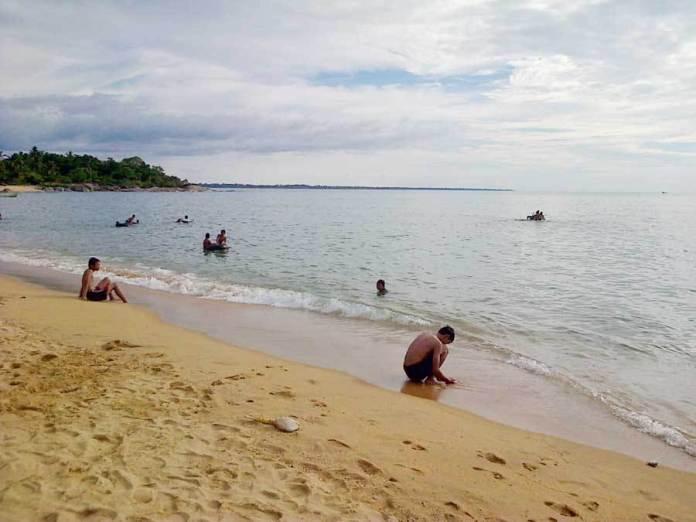 Pantai Mauludin Foto Akhmad For Rakyat Kalbar