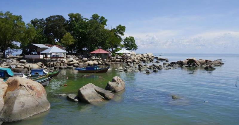 Pantai Samudera Indah Foto Istimewa