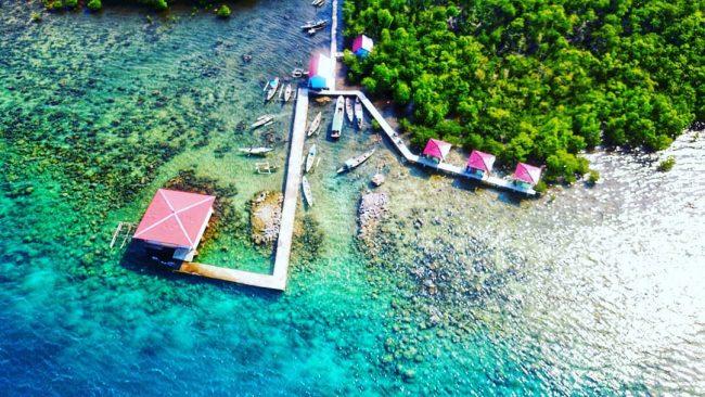 Pantai Siabang via IG @explore_pulau_nias