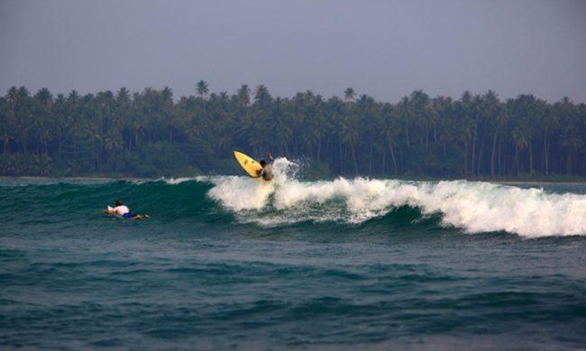 Pantai Sorake via Pesona Travel