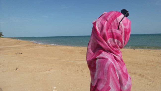 Pantai Tanjung Bendera via Good news from indonesia