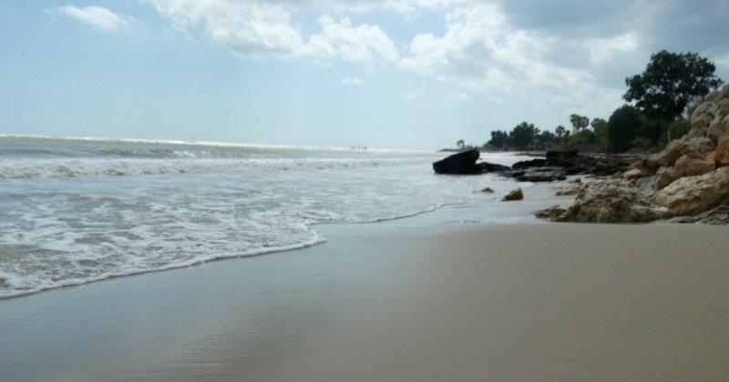 Pantai Tanjung Kemuning via Pulaumadura