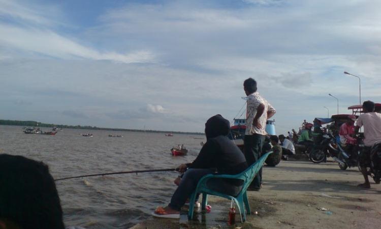 Pelabuhan Bagan via Albadrblog