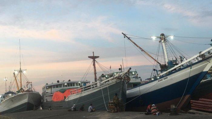 Pelabuhan Seng Hie via Tribunnews
