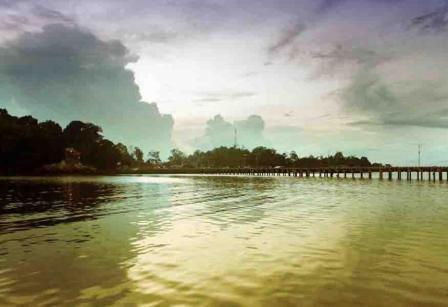Pulau Maya Karimata
