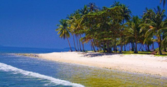 Pulau Randayan Foto Istimewa