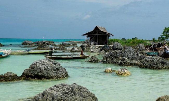 Pulau Wunga Laguna via Trivitaweb