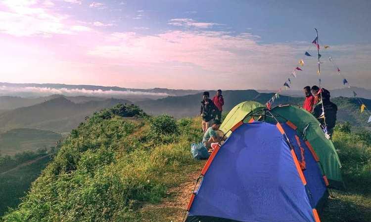 Puncak Manhalese Foto FB Laburaku - Tempat Wisata Di Labuhanbatu Utara