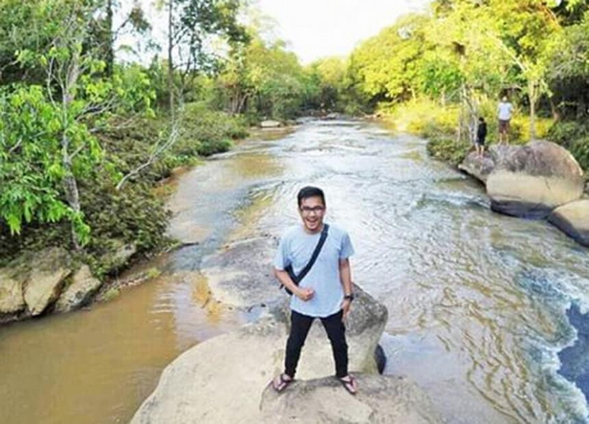 Riam Baper Zone