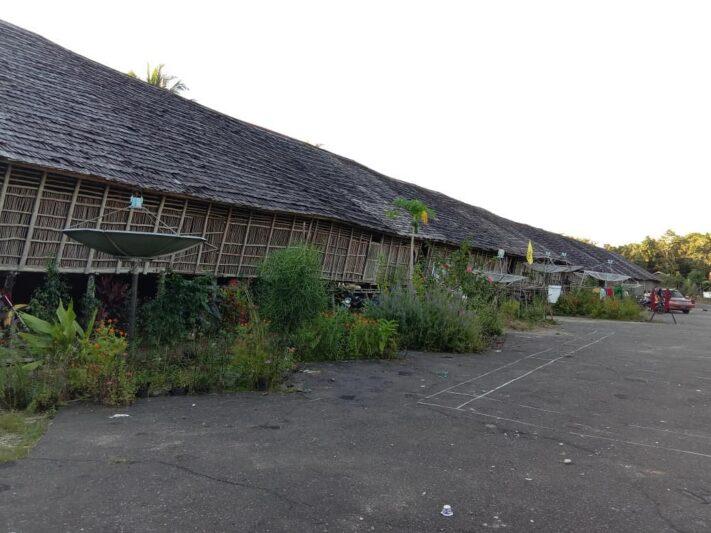 Rumah Betang Ensaid Panjang