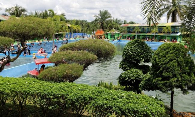 Sapadia Bombara Waterpark