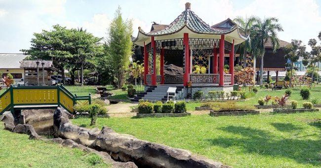 Situs Kerajaan Kubu via Trepelin