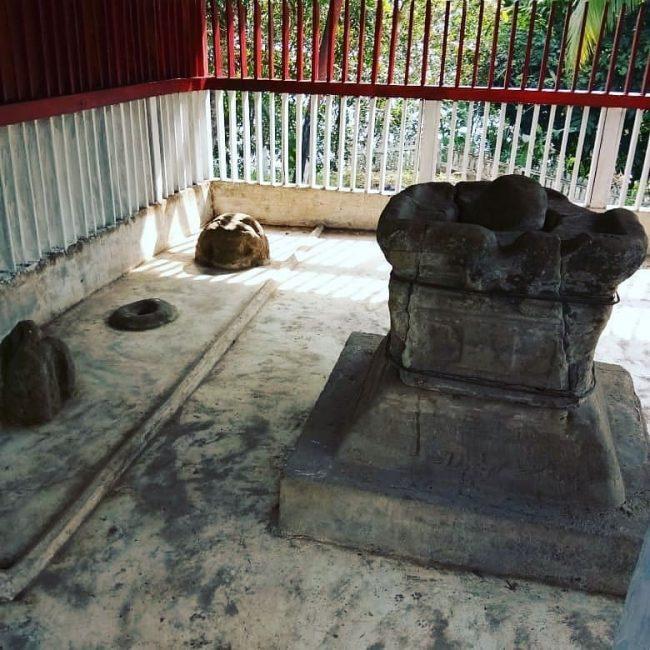 Situs Sejarah Batu Dara Muning via IG @beritasintang