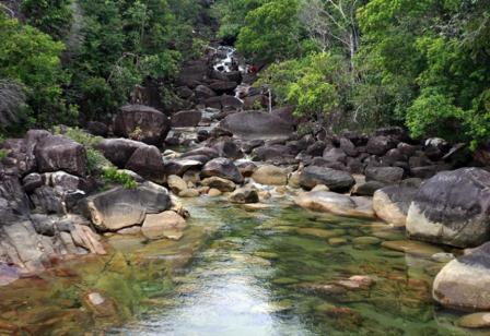 Sungai Betok - Tempat Wisata Di Kayong Utara