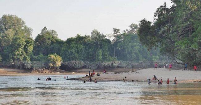 Sungai Pinoh via Bombasticborneo