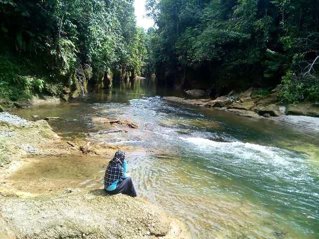 Sungai Pirlok Foto Irma Susanti