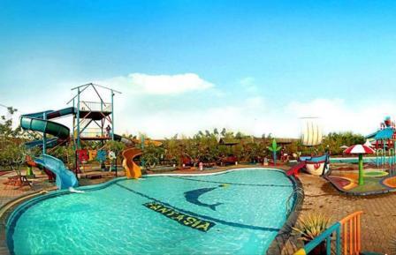 Taman Fantasia - Tempat Wisata Di Kubu Raya