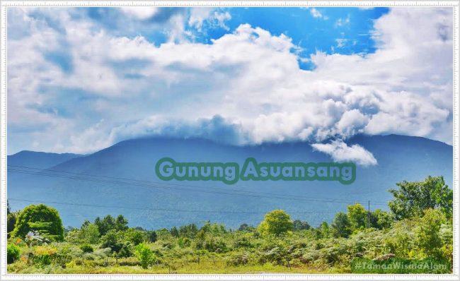 Taman Wisata Alam Gunung Asuansang