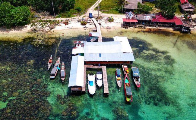 Teluk Bengkuang via IG @explore_pulau_nias