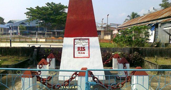 Tugu Republik Indonesia Serikat via Rezadidit138.blogspotcom