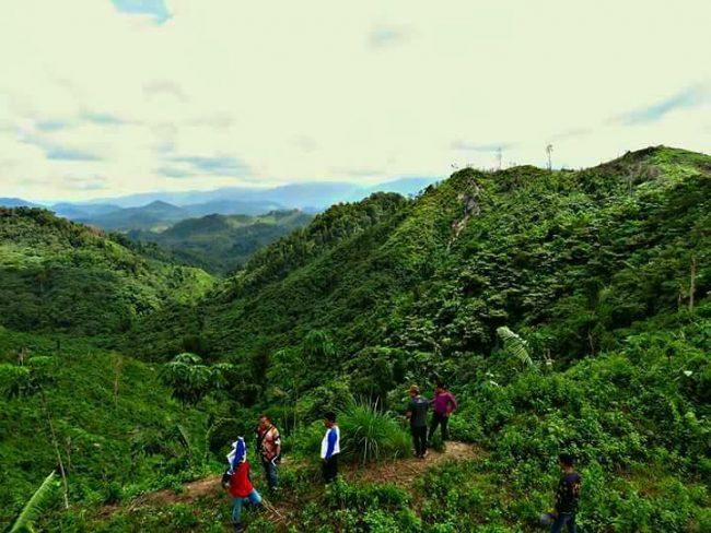 Wisata Aek Ronggas Foto By Rinaldi Hutajulu - Tempat Wisata Di Labuhanbatu Utara