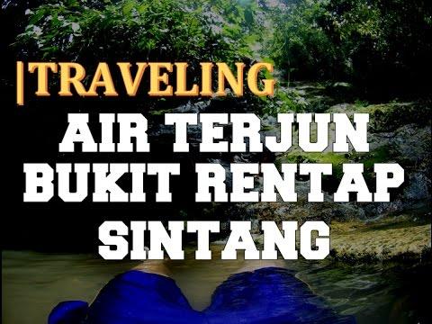Wisata Air Terjun Bukit Rentap via Youtube