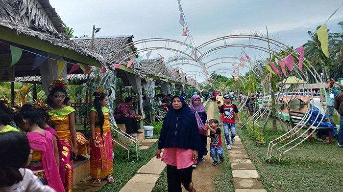 Wisata Balek Kampong via Tribunnews - Tempat Wisata Di Kubu Raya