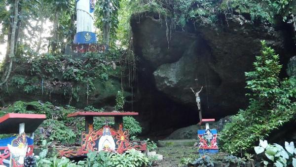 Wisata Goa Thang Raya via Detik Travel