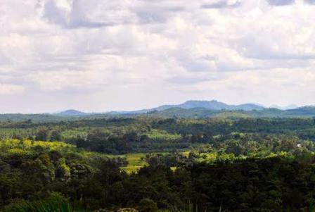 Wisata Gunung Seha