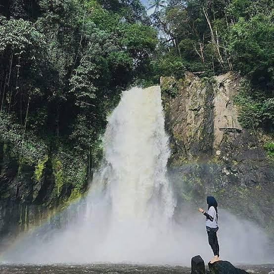 Wisata Riam Manajur via FB