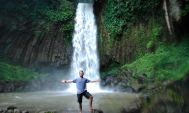 Air Terjun Aek Malakkut - Tempat Wisata di Tapanuli Selatan