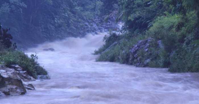Air Terjun Sibokkik Foto by Oswal Malau