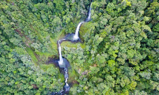 Air Terjun Simolap via Pidii