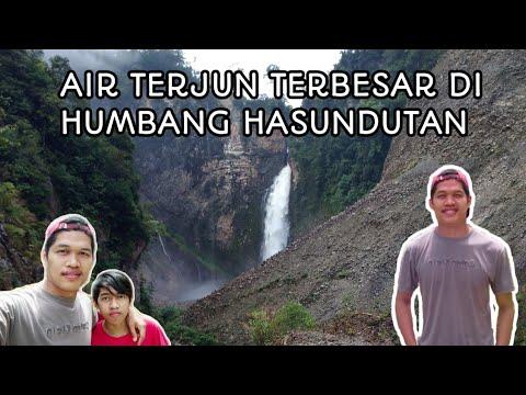 Air Terjun Sipulak via Youtube - tempat wisata di Humbang Hasundutan