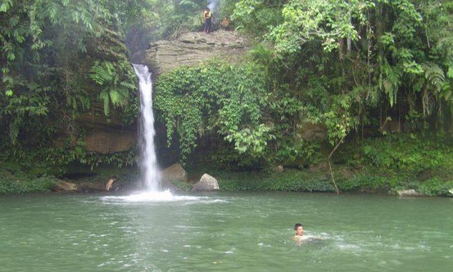 Air Terjun Sisoma via Apakabarsidimpuan - Tempat Wisata di Tapanuli Selatan