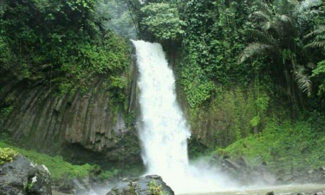 Air Terjun Sisundung Parsalakan - Tempat Wisata di Tapanuli Selatan