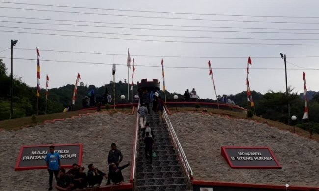Benteng Huraba via Okezone