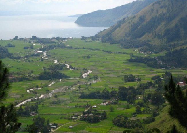 Bukit Bakkara - tempat wisata di Humbang Hasundutan